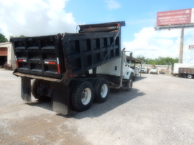 Dump Trucks | Griffith Truck & Equipment