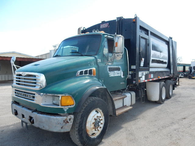 06 STERLING ACTERRA GARBAGE 2961