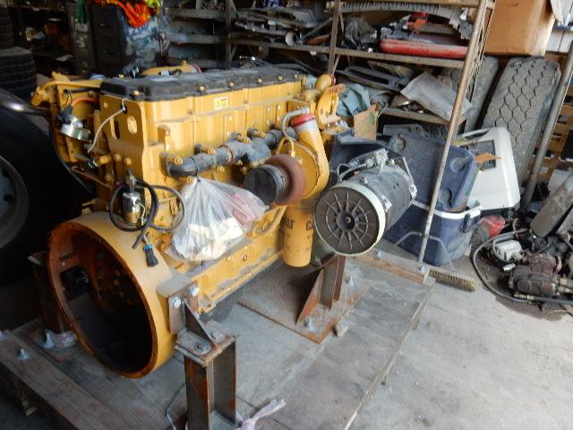 CAT C7 MOTOR 6727 (2)